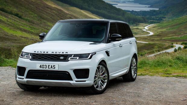 Range Rover Sport, Reihen-Sechszylinder-Dieselmotor