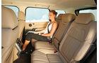 Range Rover Sport SD V6 SE, Fondsitz, Beinfreiheit