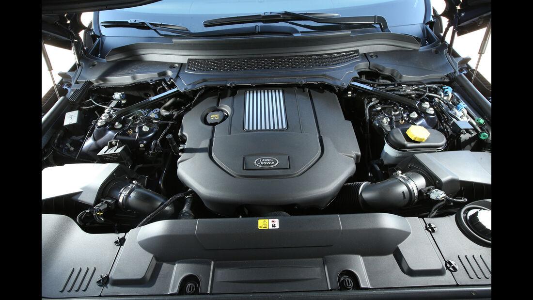 Range Rover Sport SD V6 SE, Motor