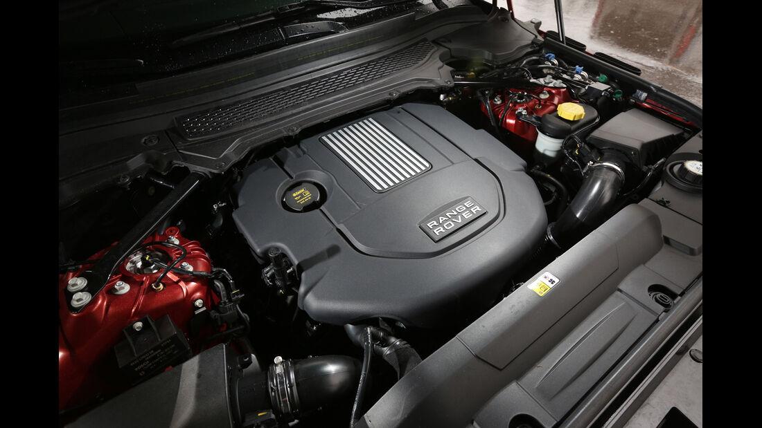 Range Rover Sport SDV6, Motor