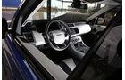 Range Rover Sport SVR, Cockpit
