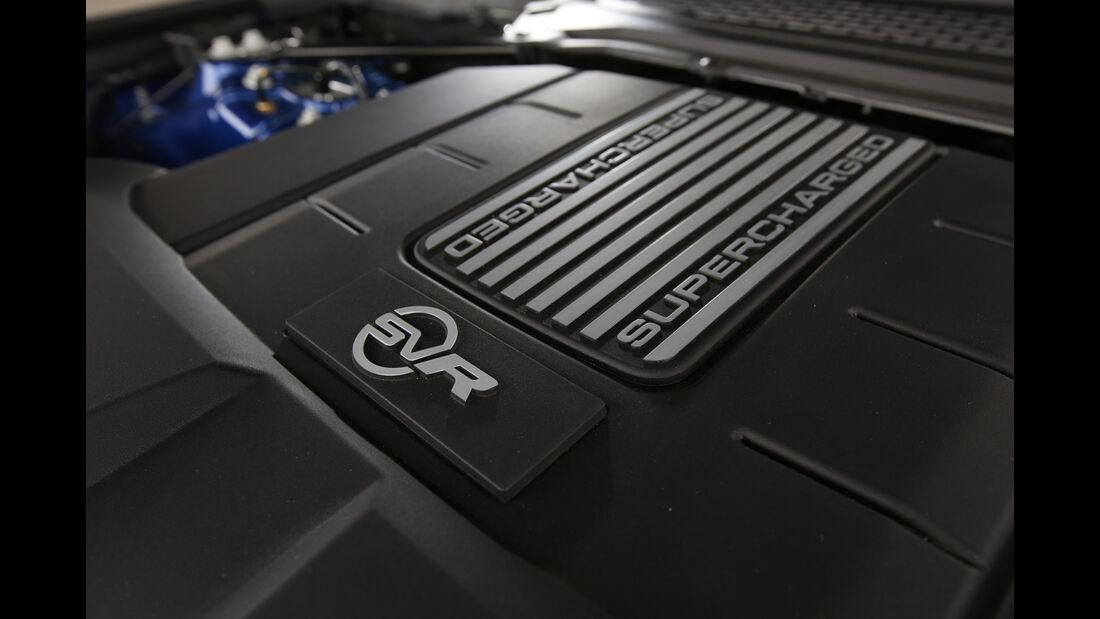 Range Rover Sport SVR, Motor