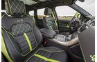 Range Rover Sport SVR V8 by LUMMA