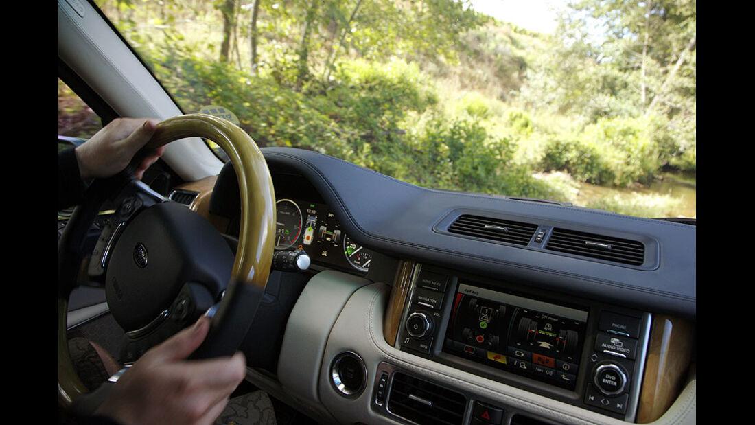 Range Rover TDV8 4.4 2011