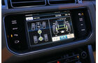 Range Rover TDV8, Display, Allrad