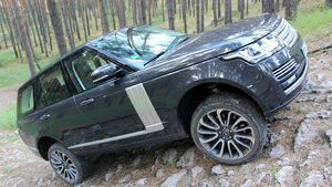 Range Rover TDV8 MKIV 2013 4Wheel Fun Supertest