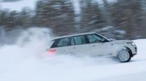 Range Rover TDV8, Seitenansicht