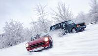 Range Rover, Triumph