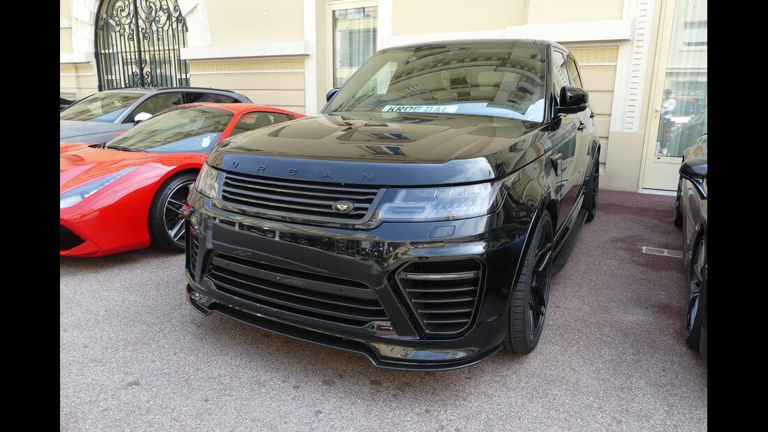 Range Rover Urban - Carspotting - GP Monaco 2019