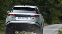 Range Rover Velar, Heck Exterieur