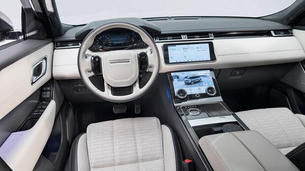 Range Rover Velar Interieur