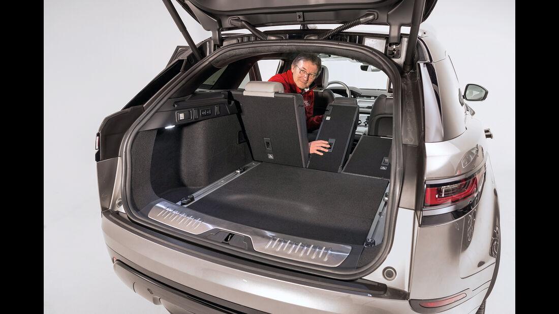 Range Rover Velar Kofferraum