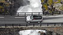 Range Rover Velar, Seite oben Exterieur