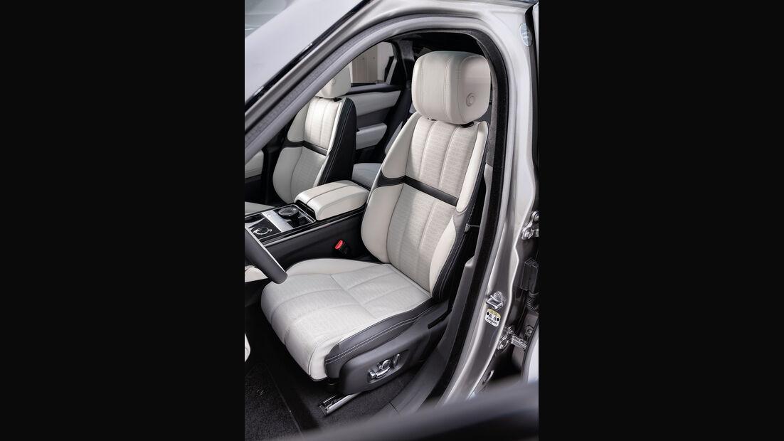 Range Rover Velar Sitze
