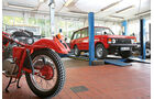 Range Rover, Werkstatt