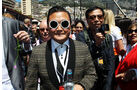 Rapper Psy - Formel 1 - GP Monaco - 26. Mai 2013