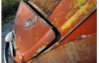 Rat Style Käfer - Motorhaube