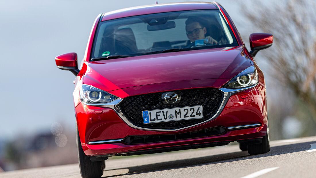 Realverbrauch Mazda 2