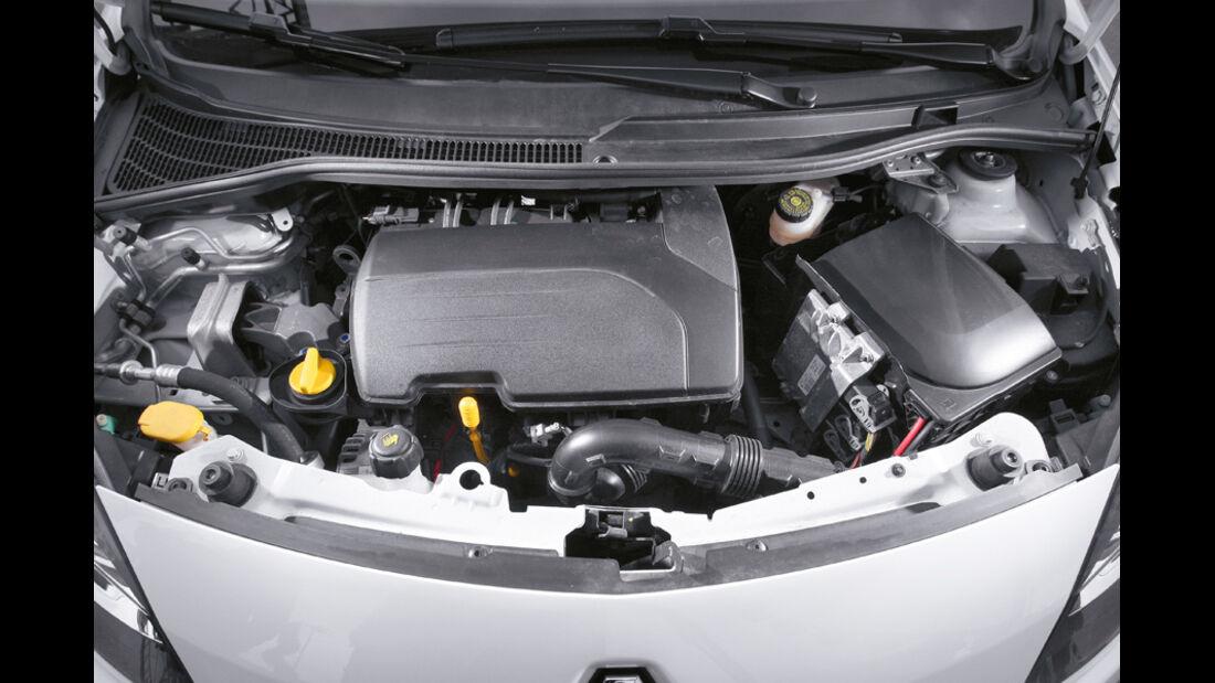 Reault Twingo 1.2 16V Night & Day, Motor, Motorraum