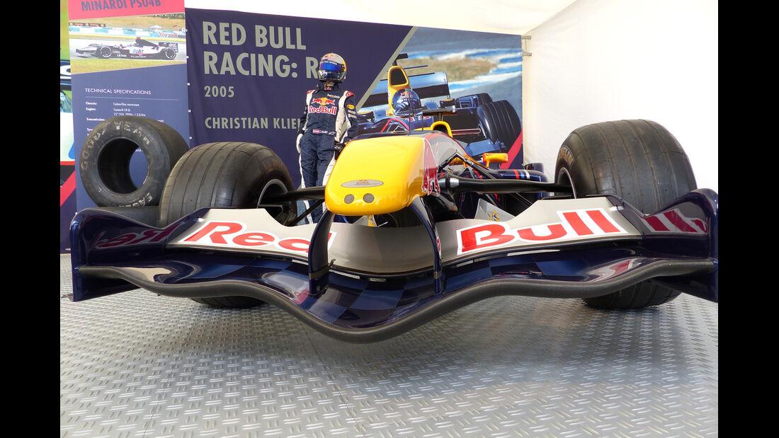 Reb Bull RB01 - GP Österreich 2014 - Legenden