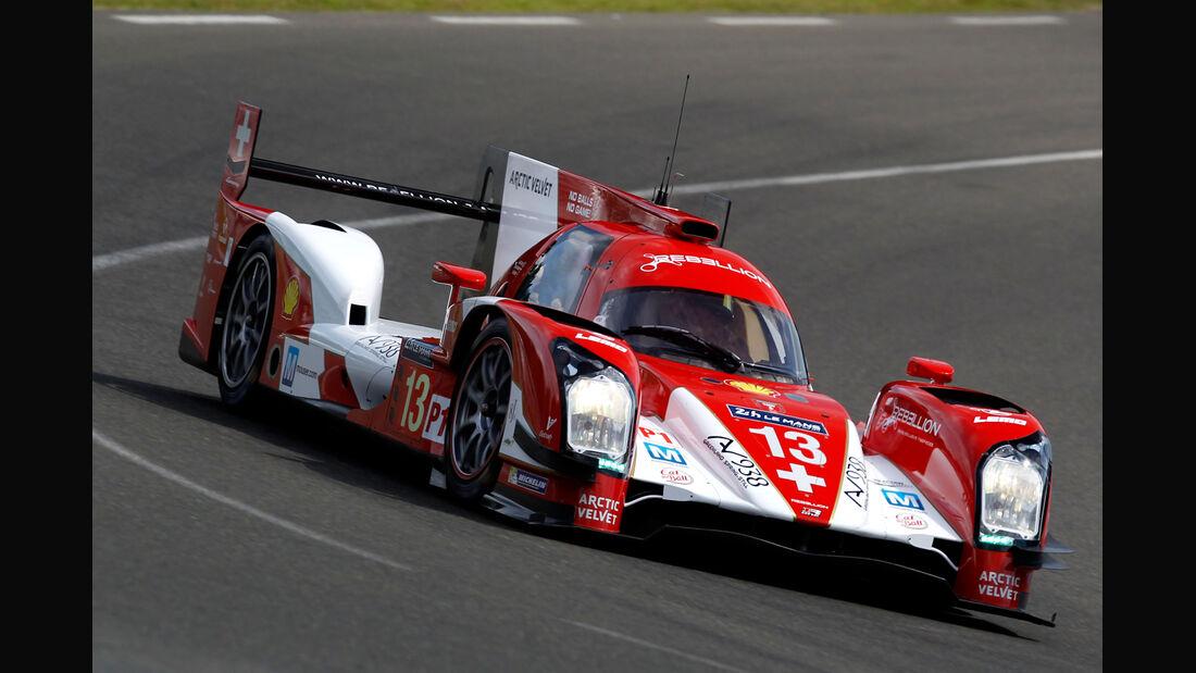 Rebellion - 24h Le Mans - 11. Juni 2014