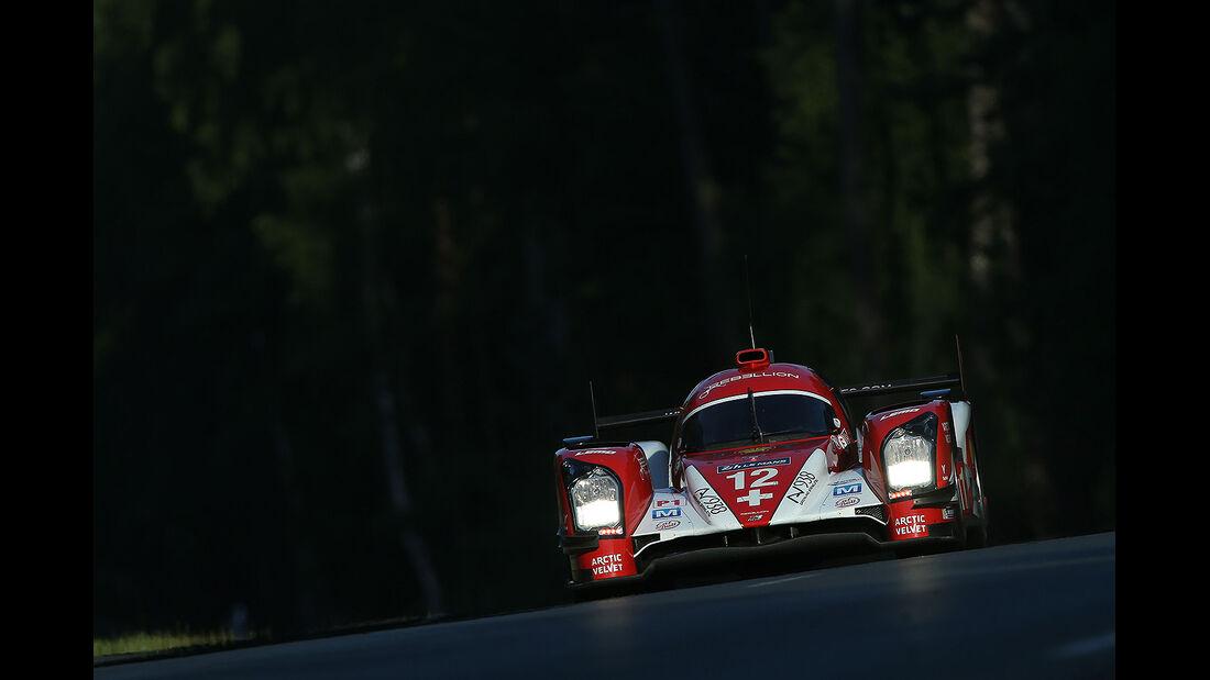 Rebellion, 24h-Rennen, Le Mans 2014, Qualifikation 3, Prost, Heidfeld, Beche