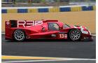 Rebellion R1 - Le Mans-Vortest 2015