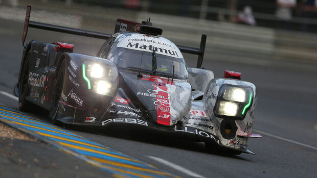Rebellion R13 - Startnummer #1 - Klasse: LMP1 - 24h-Rennen - Le Mans 2020