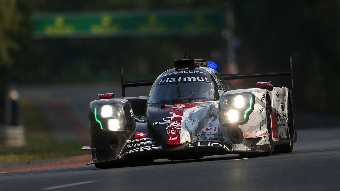 Rebellion R13 - Startnummer #3 - Klasse: LMP1 - 24h-Rennen - Le Mans 2020