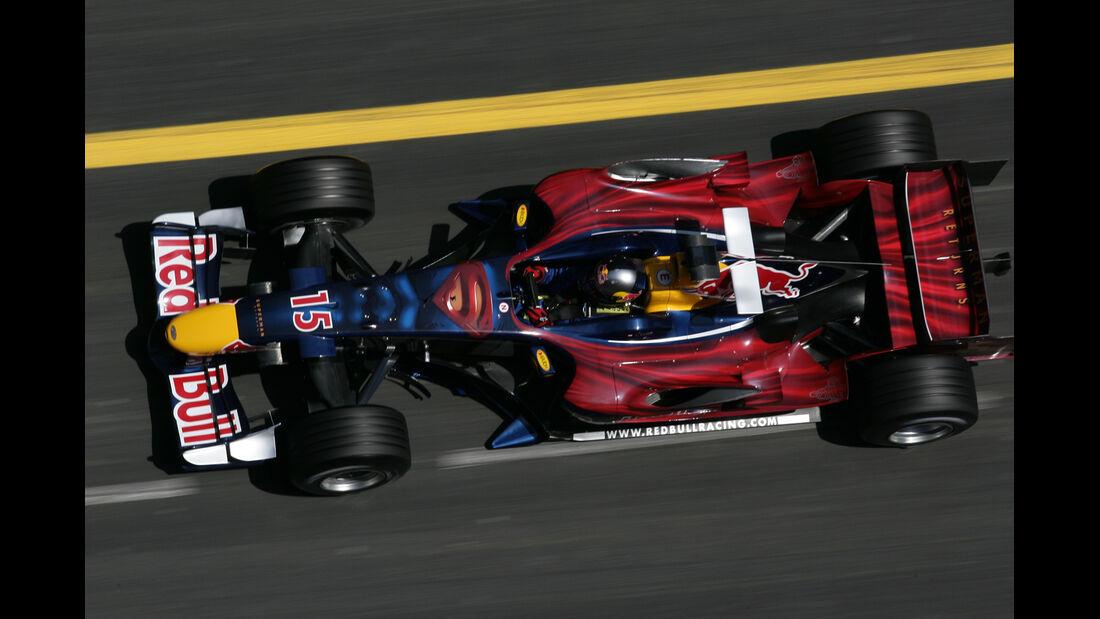 Red Bull - 2006 - GP Monaco - Formel 1