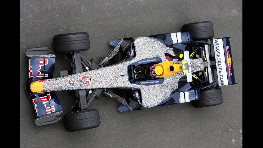 Red Bull - 2007 - GP England - Formel 1
