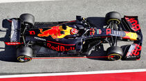 Red Bull - Abmessungen - Barcelona-Test 2019