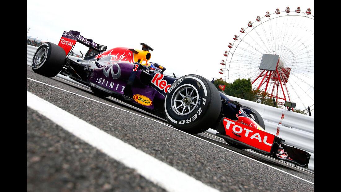 Red Bull - Anstellung - GP Japan 2015
