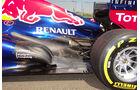 Red Bull - Auspuff - Formel 1 2013