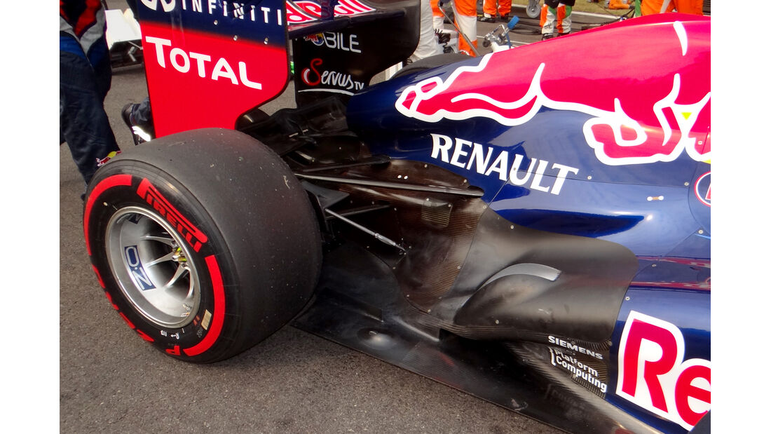 Red Bull Auspuff GP Korea 2012