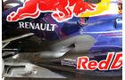Red Bull Auspuff GP Spanien 2012