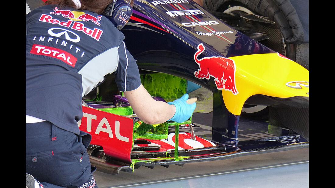 Red Bull - Bahrain - Formel 1 Test - 2014