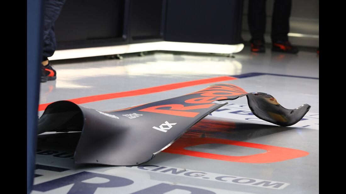 Red Bull - Barcelona - F1-Test - 20. Februar 2019