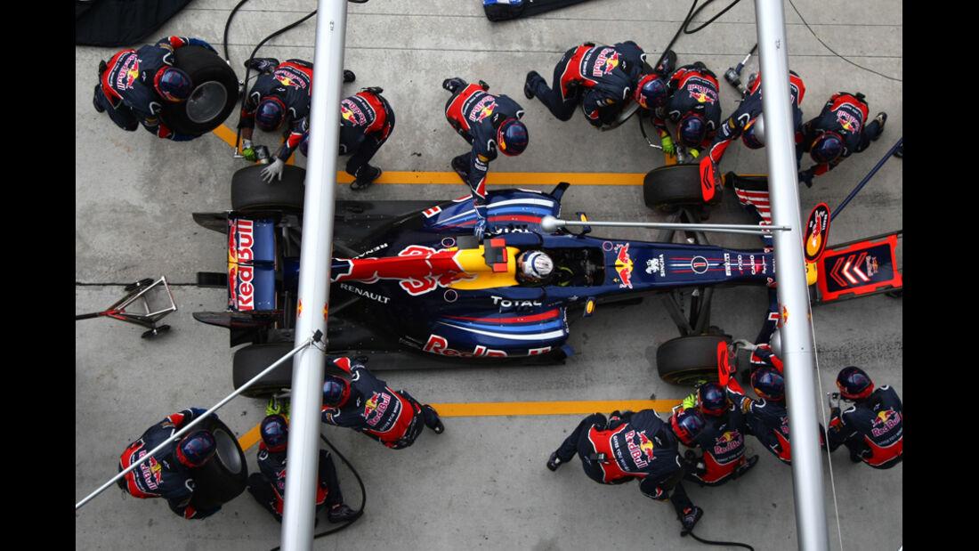 Red Bull Boxenstopp 2011