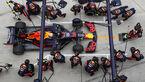 Red Bull - Boxenstopp - Formel 1 - 2019