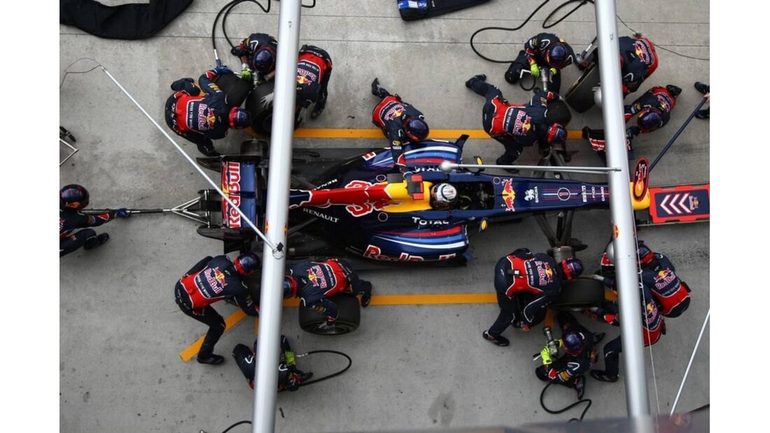 Red Bull BoxenstoppGP Malaysia 2011 Formel 1