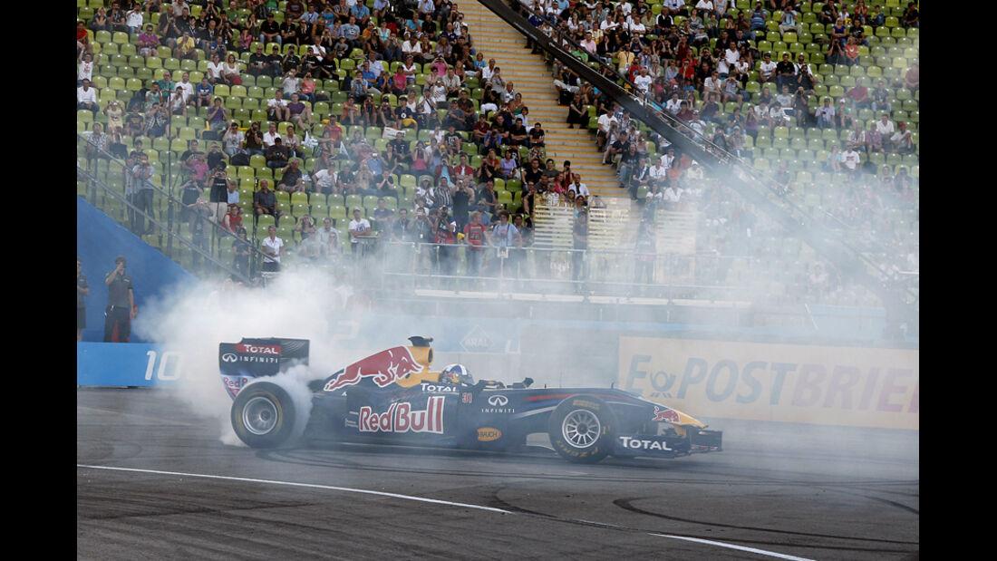 Red Bull DTM 2011