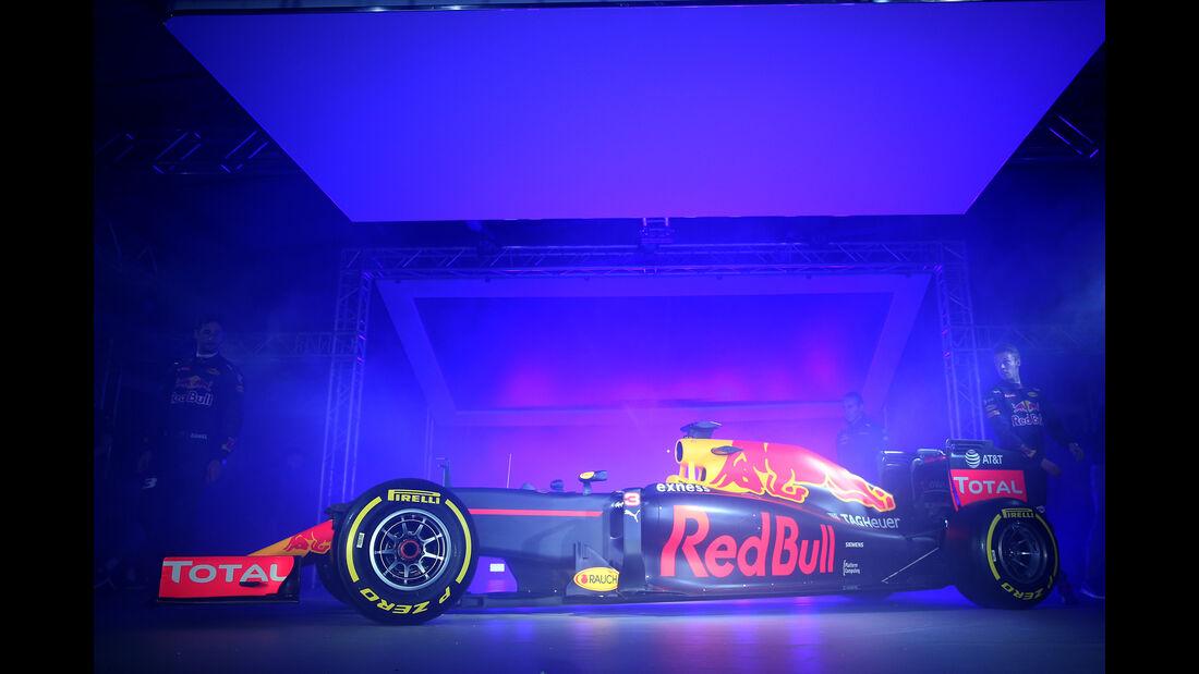 Red Bull - Design-Präsentation - London - 2016