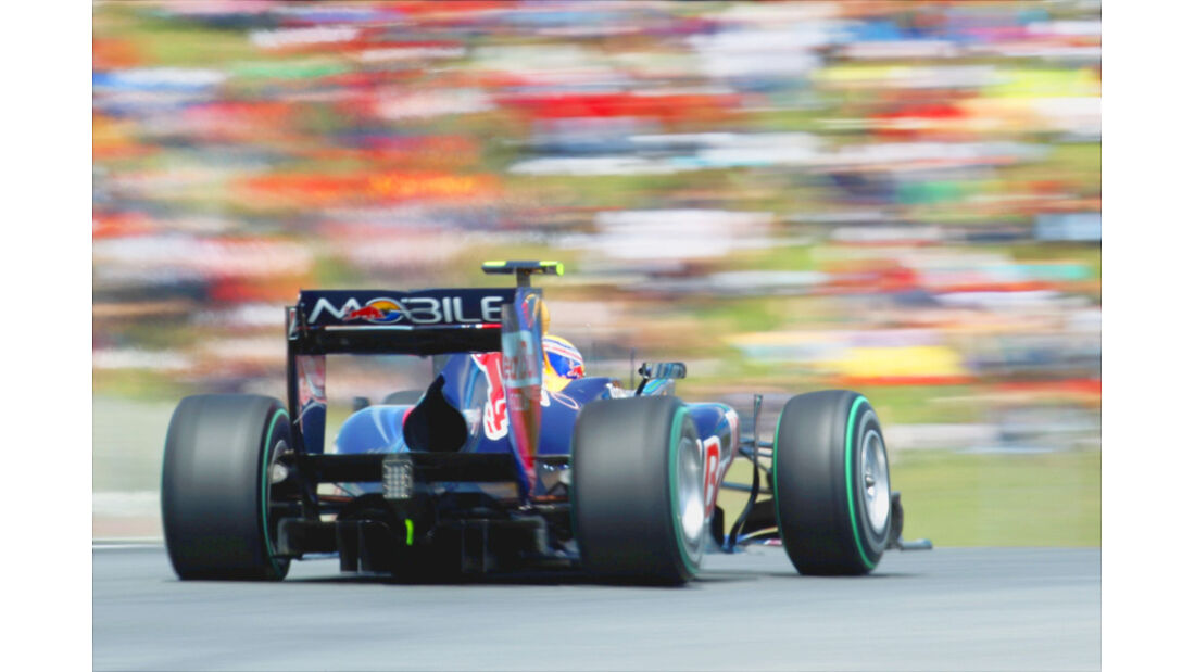 Red Bull Diffusor 2010