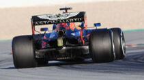 Red Bull - Diffusor - F1-Test - Barcelona - 2020