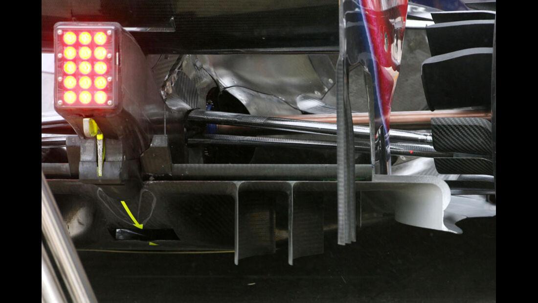 Red Bull Diffusor - GP Europa Valencia 2011