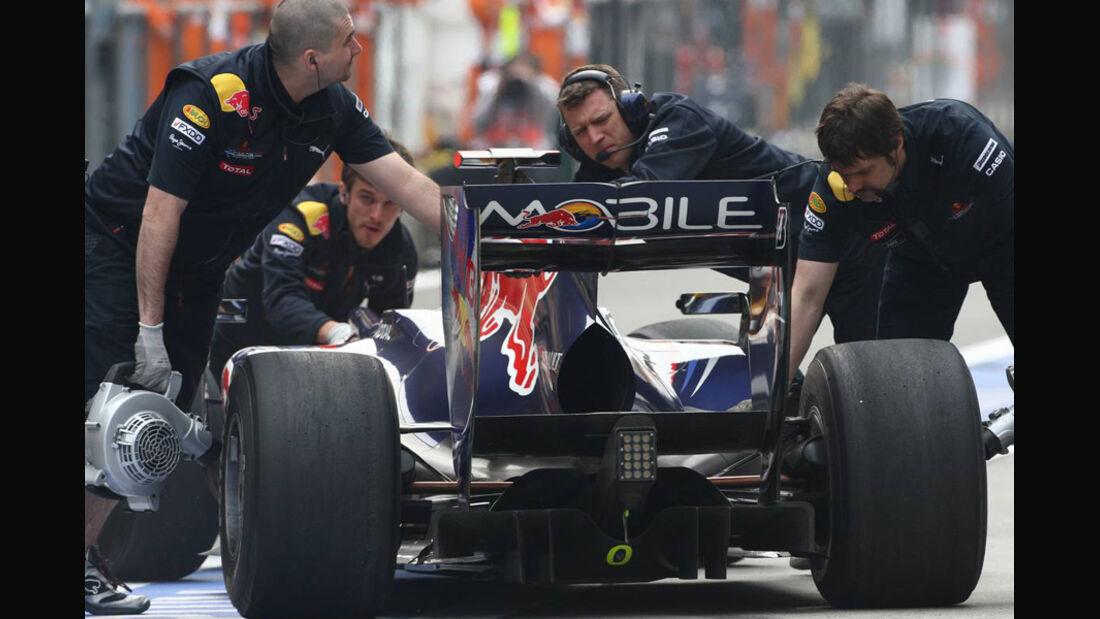 Red Bull Diffusor