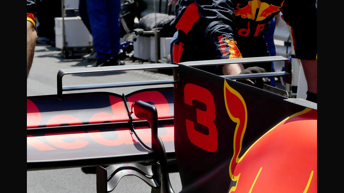 Red Bull - F1 - 2017