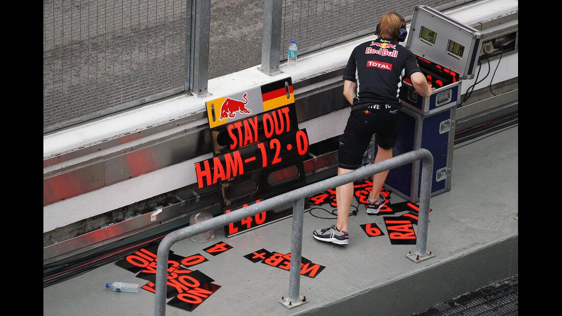 Red Bull F1 Fun Pics 2012