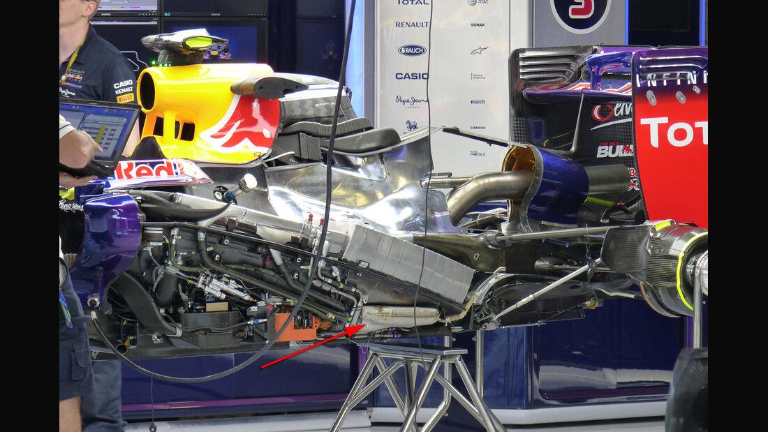 Red Bull - F1 Motor 2014